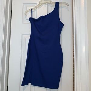 Blue By The Way Dress